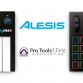 Alesis includes Pro Tools|First in all MIDI controllers
