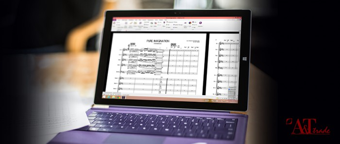 AVID Sibelius 8 For Education with Upgrade Plan