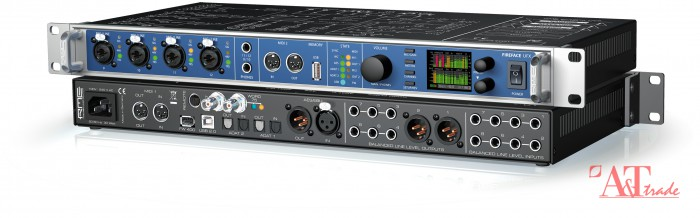 RME Fireface UFX Audio Interface
