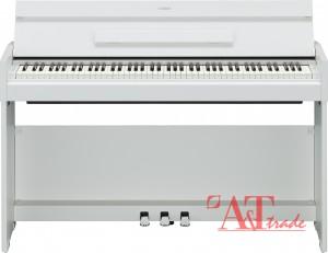 Yamaha Arius YDP-S52 Digitālās Klavieres (Baltas)
