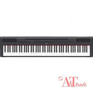 Yamaha P115 Digitālās Klavieres (Melnas)