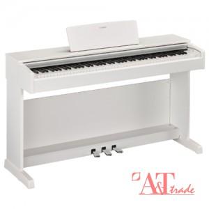 Yamaha Arius YDP-143 digitālās klavieres (baltas)
