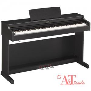 Yamaha Arius YDP-163B digitālās klavieres (melnas)