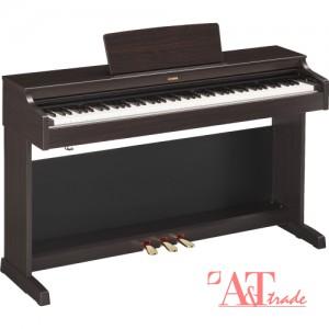 Yamaha Arius YDP-163 digitālās klavieres (rožkoka)