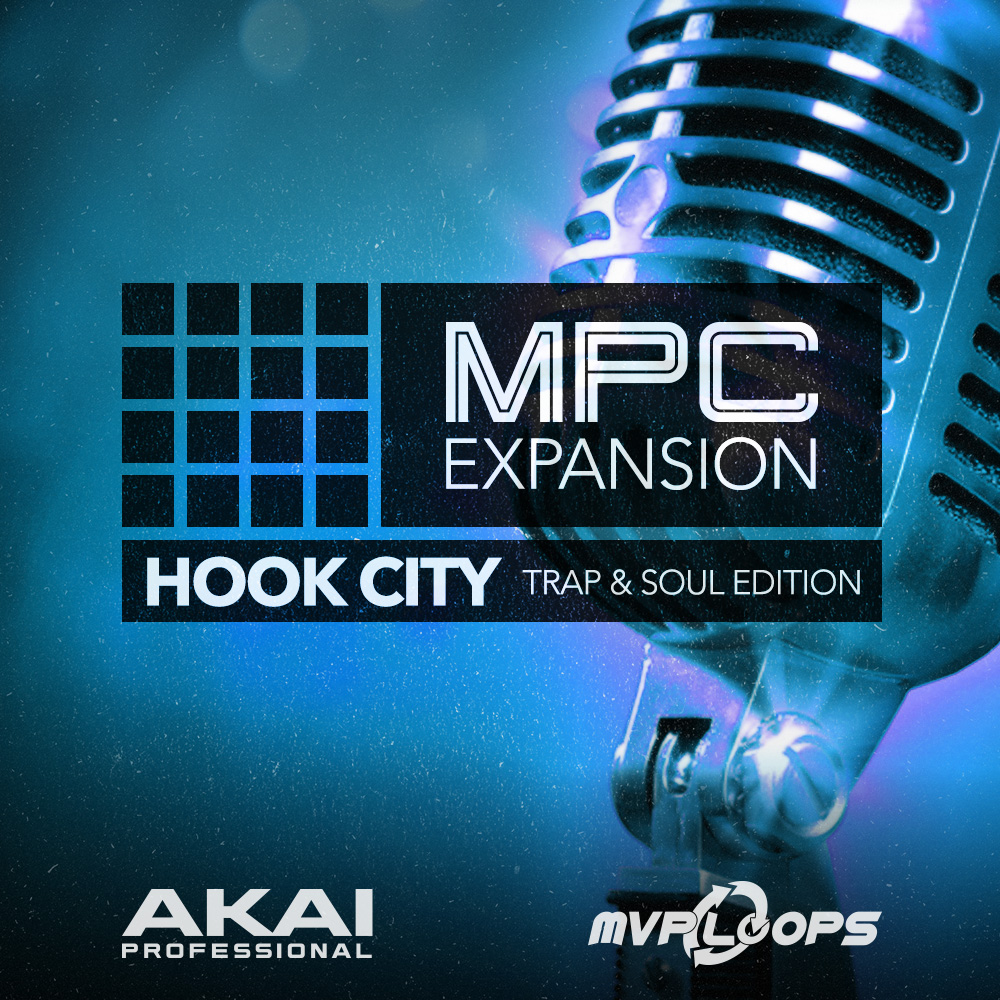Expand your MPC sound with expansions from MVP Loops